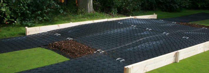 Ground-Guards protection | Ground Guards | Ground Protection Mats