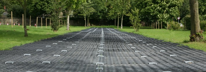 Ground-Guards ground protection Temporary Roadways | Ground Guards | Ground Protection Mats