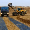 Ground-Guards in Sand Quarry  | Ground Guards | Ground Protection Mats