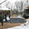 Tree root protection Ground-Guards protection | Ground Guards | Ground Protection Mats