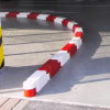 Temporary curb system - ground protection | Ground Guards | Ground Protection Mats