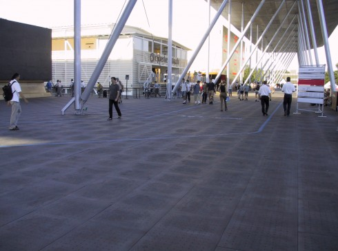 FastCover Exhibition Plaza | Ground Guards | Ground Protection Mats