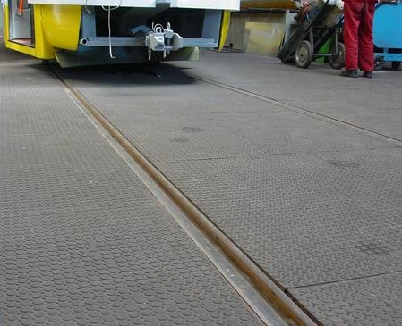 Interior Floor protection | Ground Guards | Ground Protection Mats