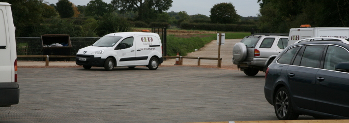Ground-Guards FastCover temporary road surface ground protection mats   Ground Guards   Ground Protection Mats