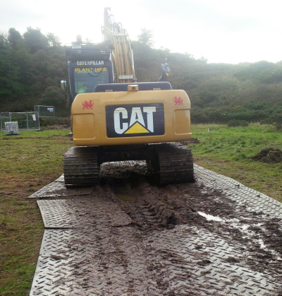 Ground-Guards power station hire