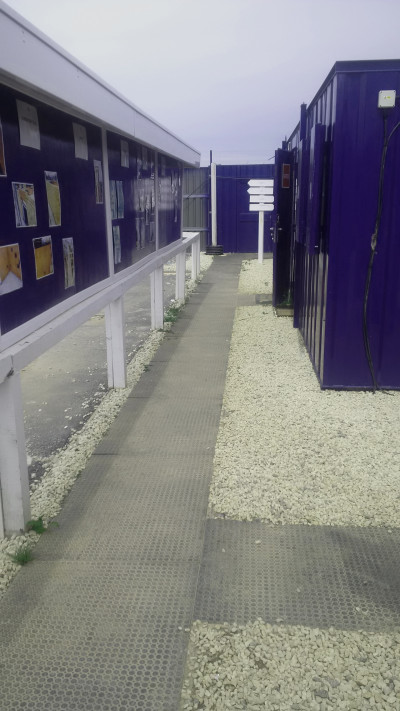 Temporary-Walkway-for-site-compounds