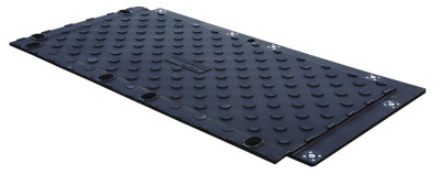 MaxiTrack - heavy duty man-handleable trackway mat - clear background-1 (1)