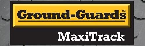 Maxitrack tread with logo