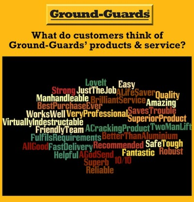 Ground-Guards wordle