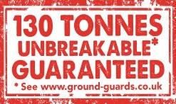 MaxiTrack 130 tonnes unbreakable