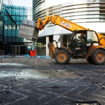 EuroMat is fast and easy to lay