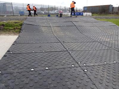 MaxiTrack pad area over steep contour2