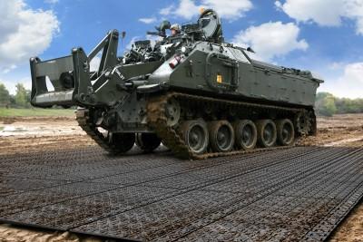 MaxiTrack army SmartGrip