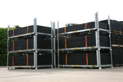 SafeStore stillage for easy, safe storage