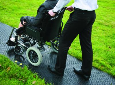 MultiTrack wheelchair