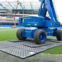 Protection for pitches