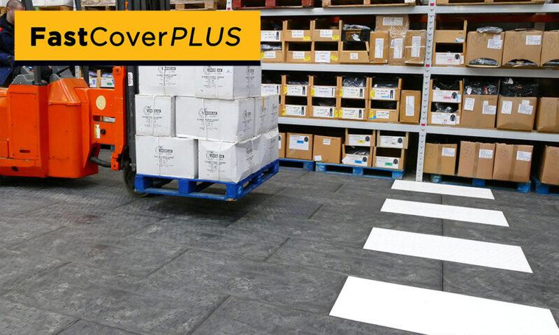 warehouse flooring protection